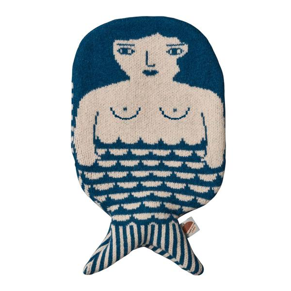 Donna Wilson Mermaid Hot Water Bottle