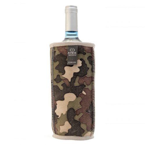 Sheepskin Rug Edinburgh: Trouva: Natural Sheepskin Wine Cooler Camouflage