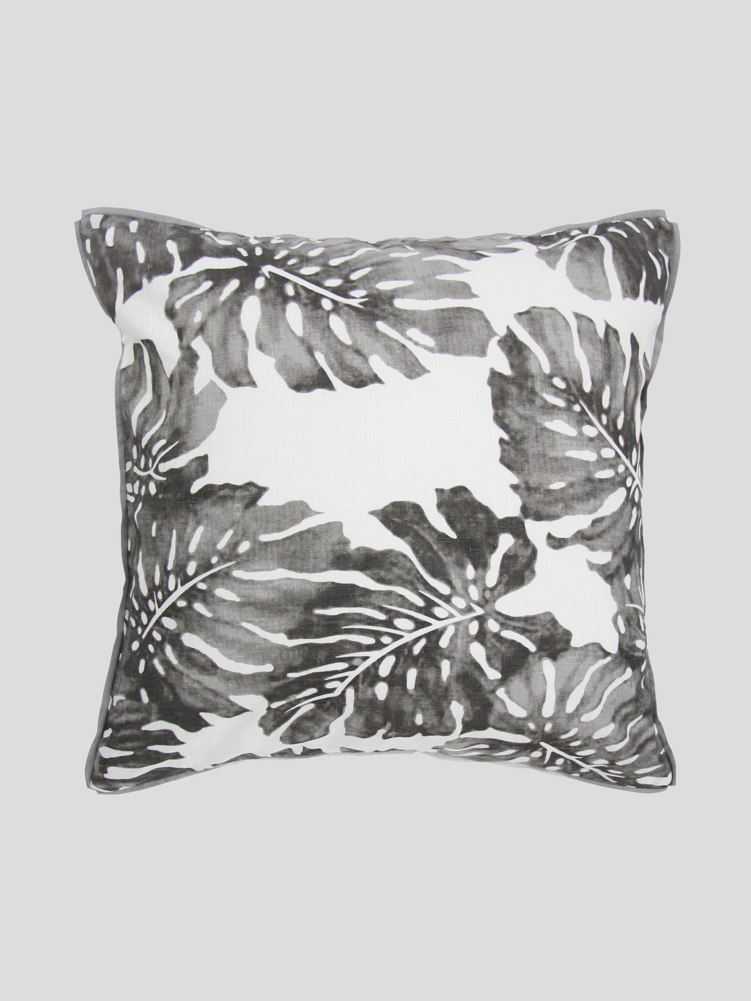 Wallace Cotton Large Barbuda Square Cushion Cover