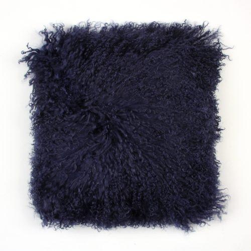 Sheepskin Rug Edinburgh: Trouva: Tibetan Sheepskin Cushion Cornsilk