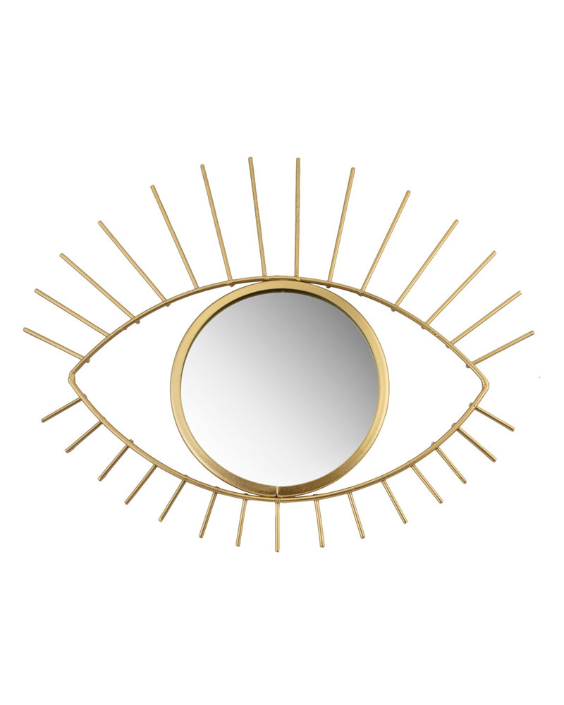 Gold Eye See You Mirror