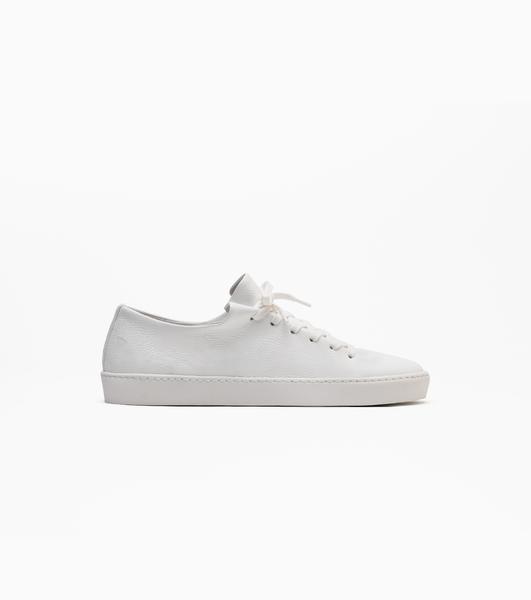 JAK All White Atom Sneaker
