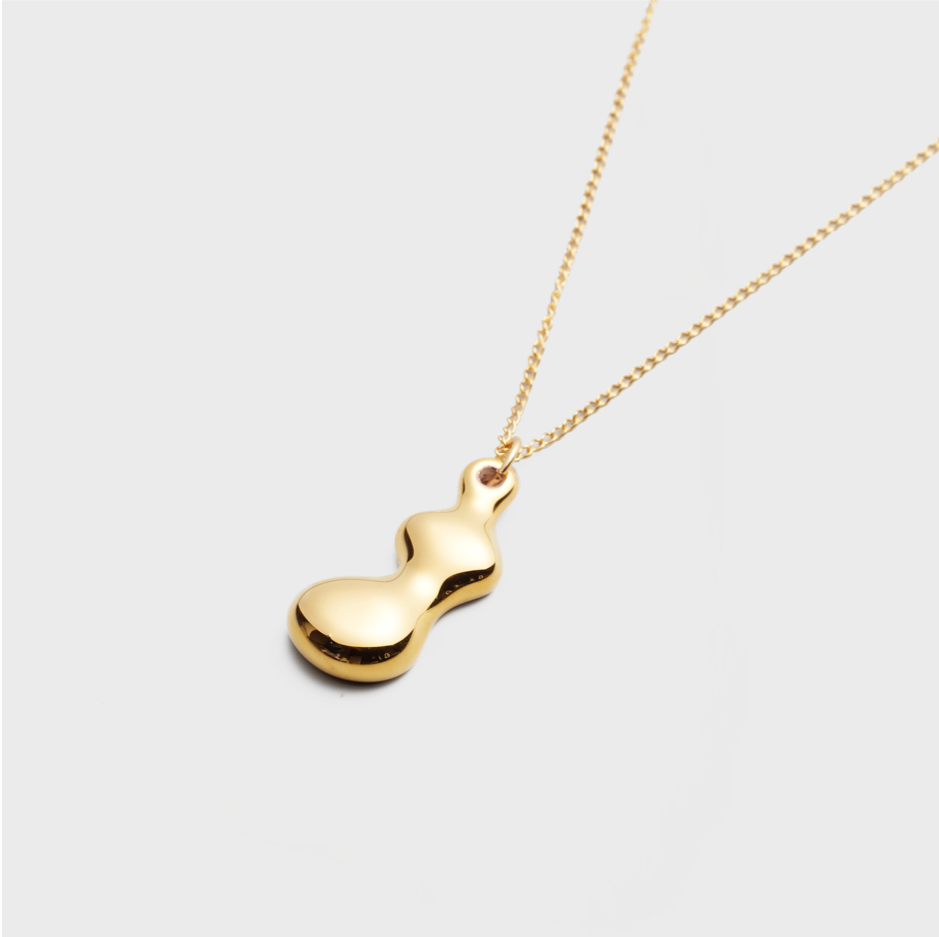 curated by. Woman Necklace