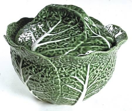 Bordallo Pinheiro Cabbage Tureen - 3L