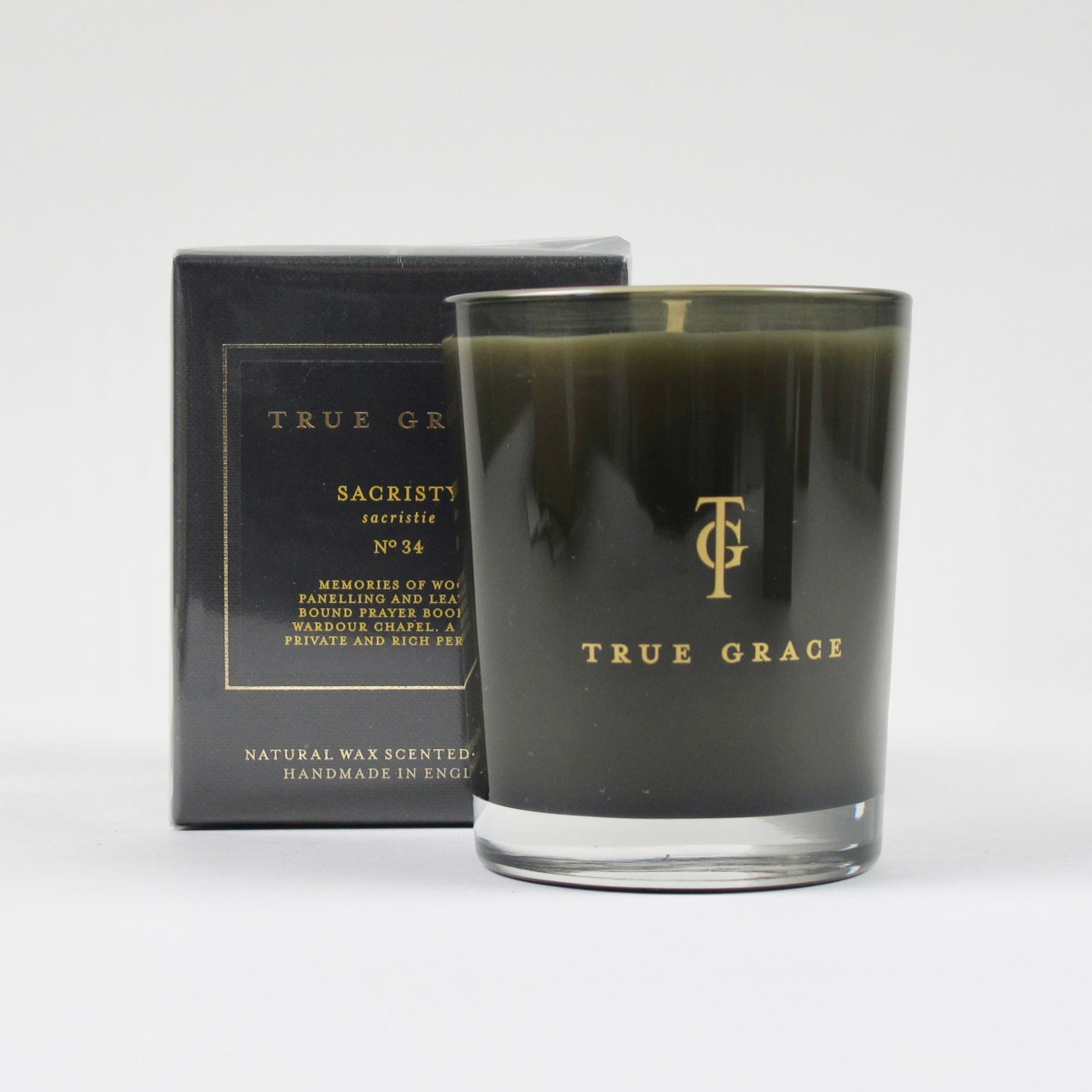 Sacristy Scented Candle Sacristy Scented Candle by True Grace