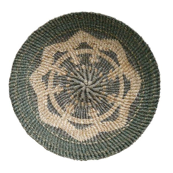 Bloomingville Jute Wall Basket 6