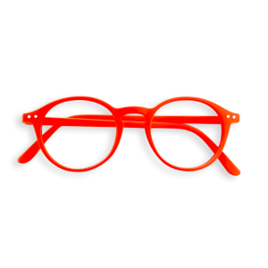 9d31ed227a Trouva  Orange D Shape Reading Glasses
