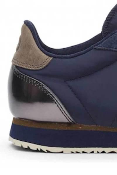 Woden Nora II Navy Sneakers