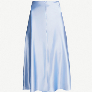 Bel Air Blue Heaston Skirt Bel Air Blue Heaston Skirt by Samsoe & Samsoe