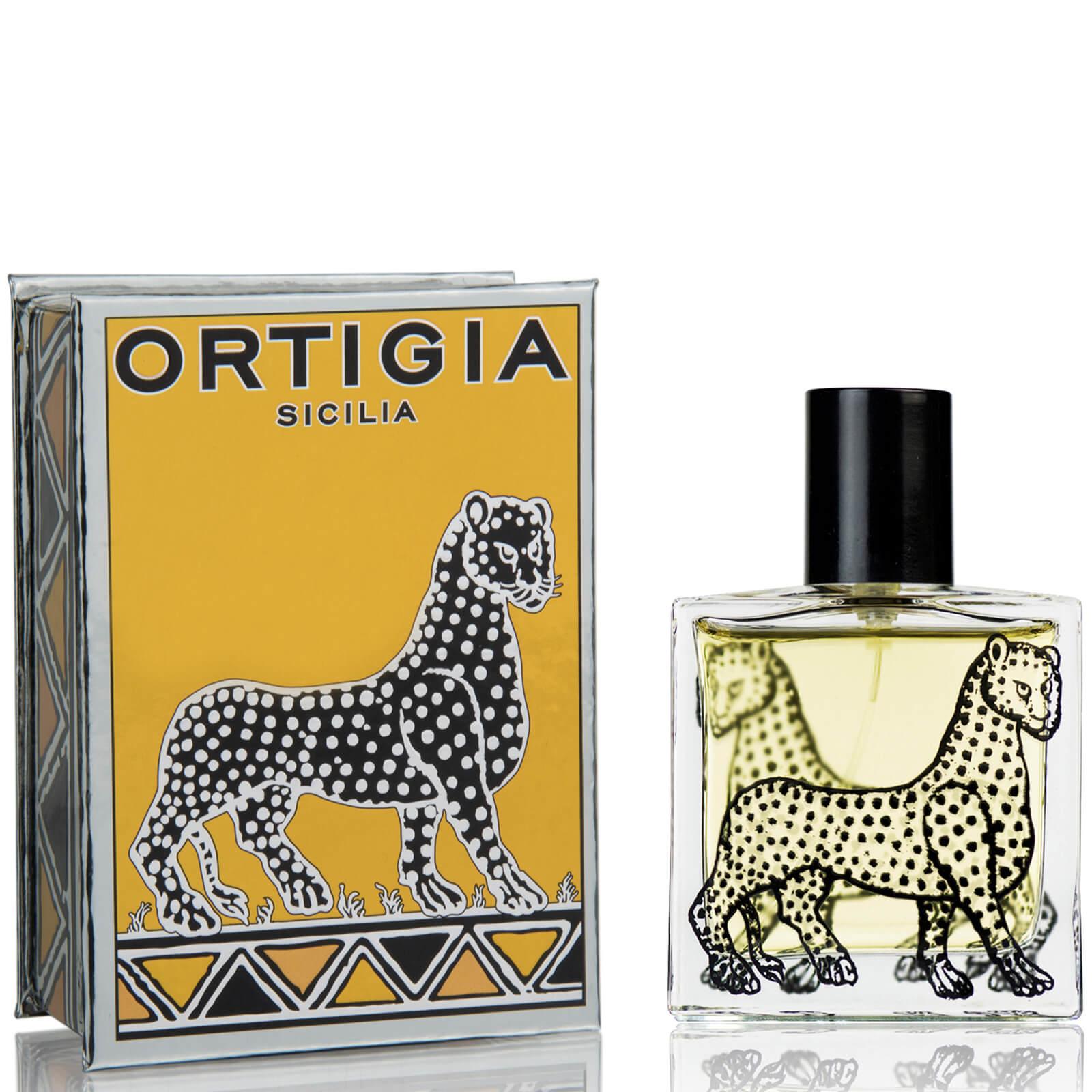 Ortigia - Zagara Eau De Parfum Perfume 35ml - Yellow/Glass/Black