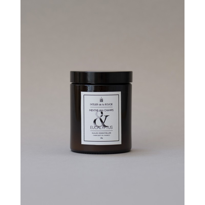 150g Beeswax And Soy Mint Eucalyptus Workshop Candle150g Beeswax And Soy Mint Eucalyptus Workshop Candle by Trouva