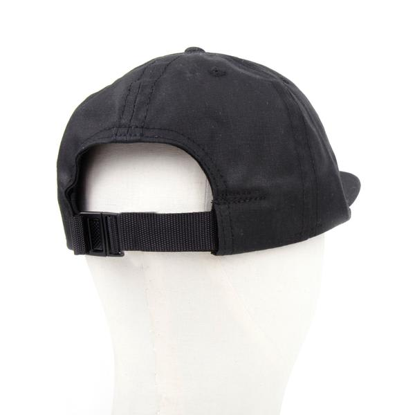 7bebedb209e19 Fairends Waxed Canvas Ball Cap Black