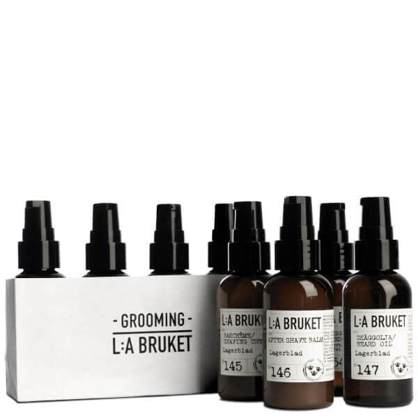 L:A Bruket 166 Grooming Kit