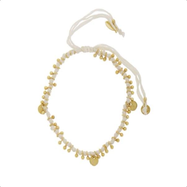 The West Village White Kitts Bracelet