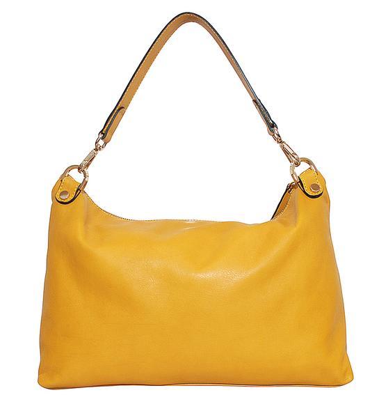Covet Yellow New Town Bag