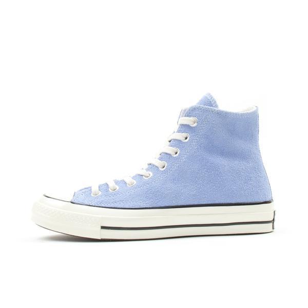 9f89515898b5 Converse Chuck Taylor All Star 70 Hi Suede Pioneer Blue Egret