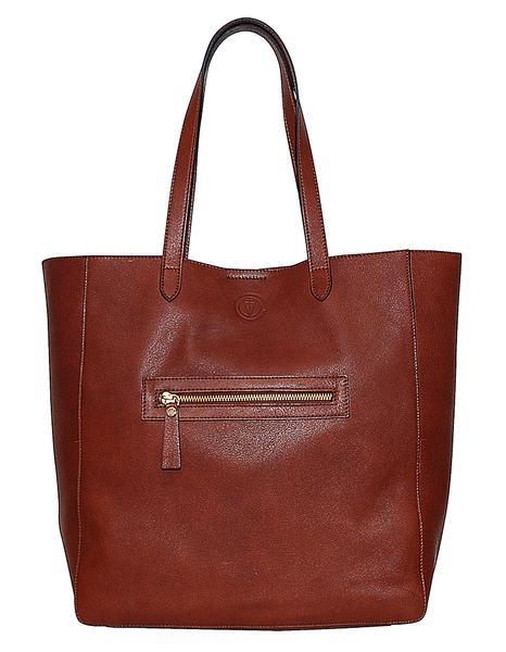 Covet Chestnut Tote Bag