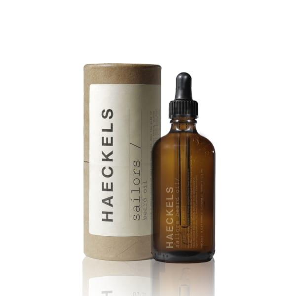 Haeckels Sailors Beard Oil