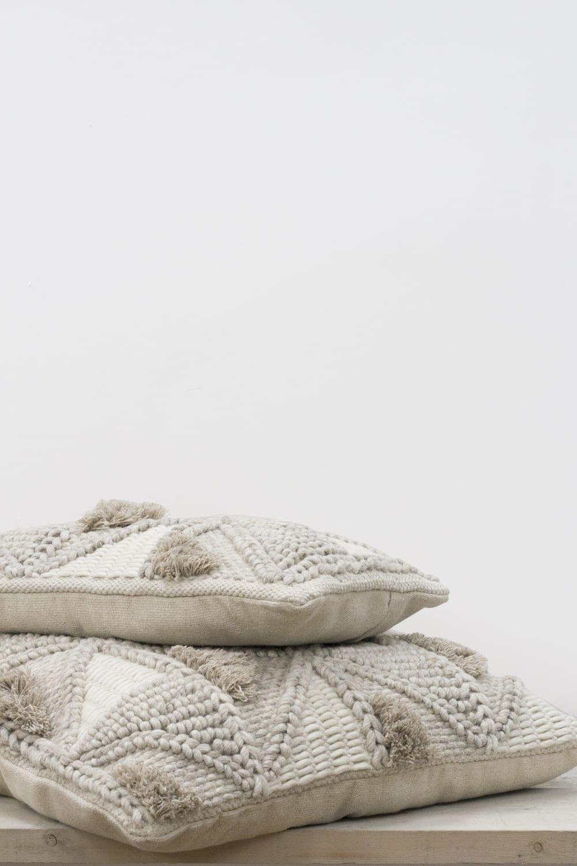 Also Home Kalmar Woven Cushion