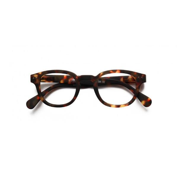 IZIPIZI Reading Glasses in Tortoise (Frame Shape: #C)