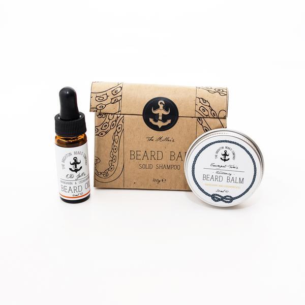 Brighton Beard Co Beard Gift Set