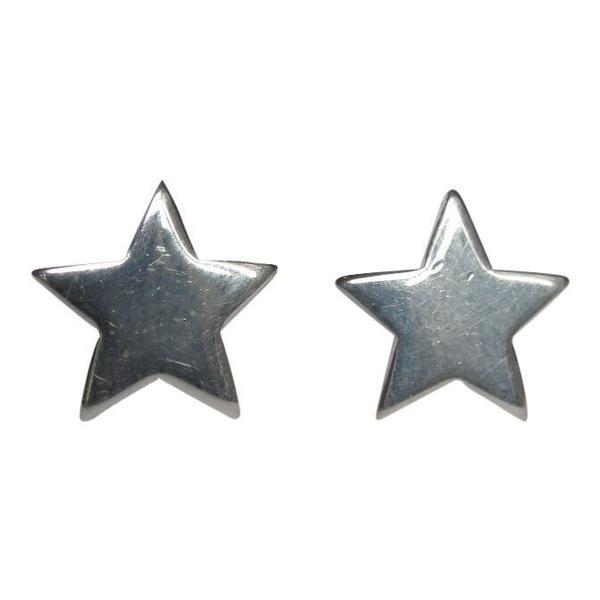 CollardManson Collard Manson 925 Silver Star Studs