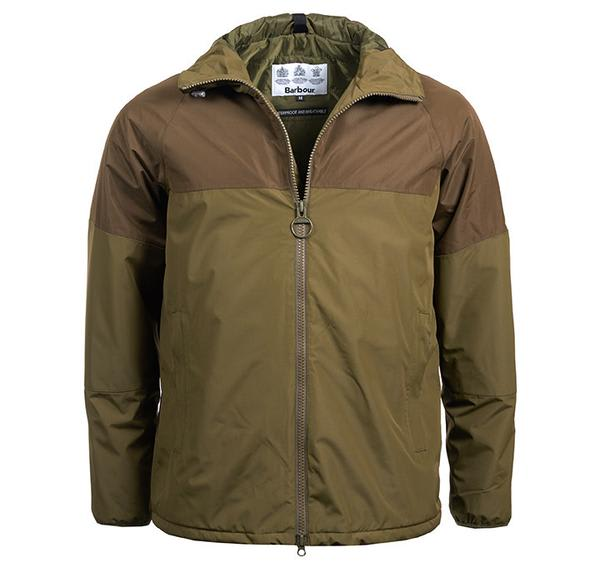 Barbour Beacon Army Green Troutbeck Jacket