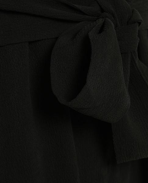 Karen By Simonson Frozen Black Dress