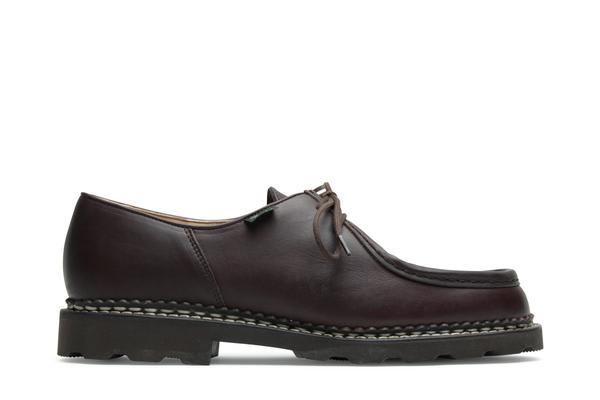 Paraboot Michael Marron Lis Cafe Shoes