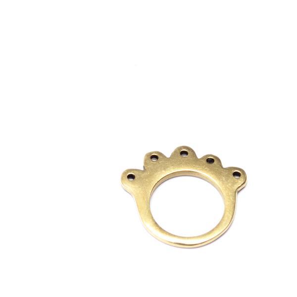 Artisans & Adventurers Paisley Ring