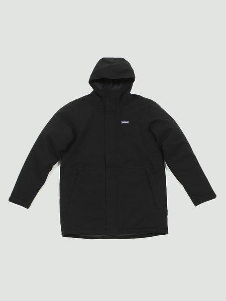 Patagonia Black Lone Mountain Parka Jacket