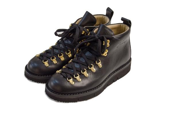 Fracap Black Nebraska Womens Boots