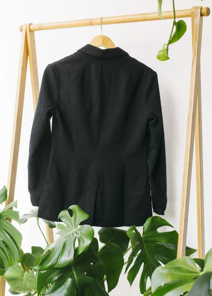 People Tree Black Eileen Blazer
