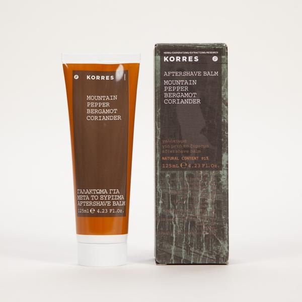 Korres Mountain Pepper Aftershave Balm
