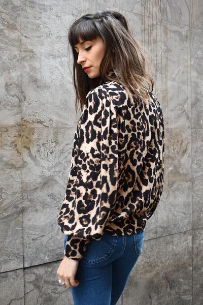 Baum und Pferdgarten Wild Leopard Maansi Shirt
