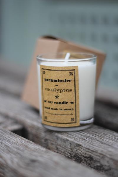 Parkminster Eucalyptus Candle