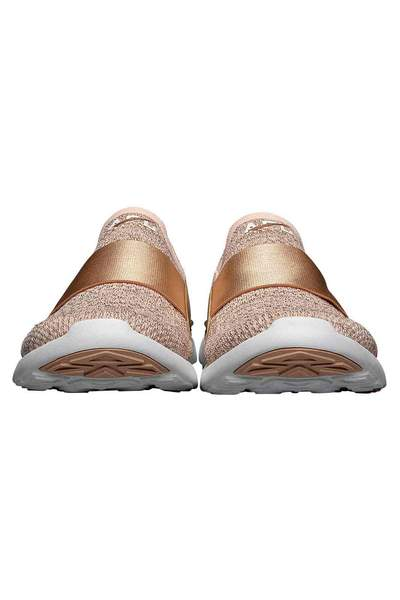 8140b090d61 Trouva  Rose Gold   White TechLoom Bliss Trainers