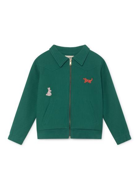 Bobo Choses Animals Zipped Jacket