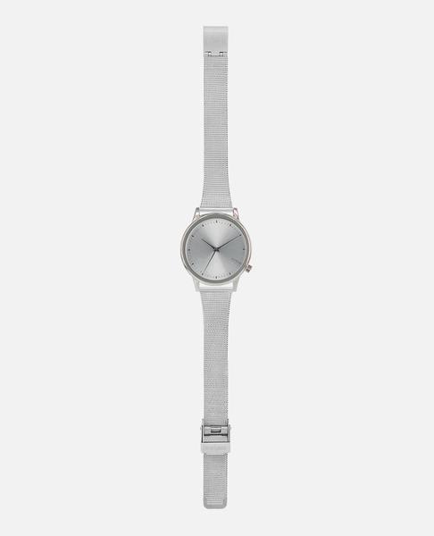 Komono Silver Estelle Royale Watch