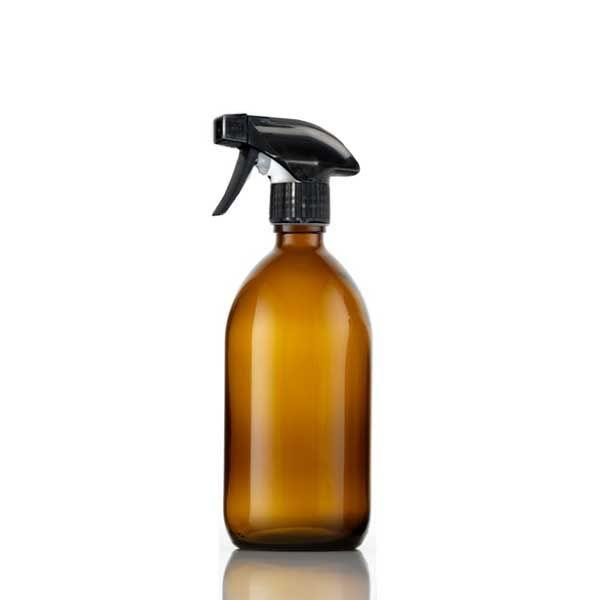 Berylune 500 Ml Empty Glass Spray Bottle