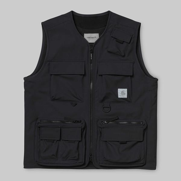 Carhartt Black Elmwood Vest