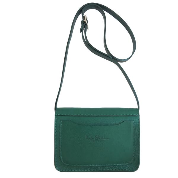 Kate Sheridan Verde Tab Bag