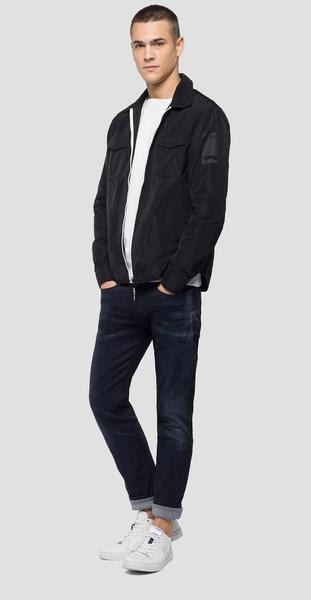 Replay Double Pocket Technical Jacket