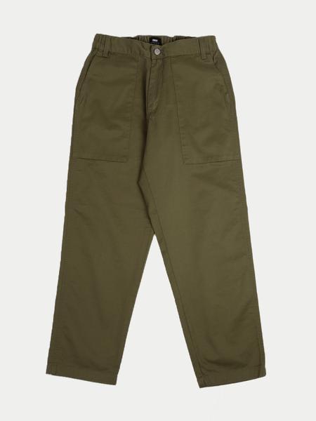 Edwin Labour Pants Military Green