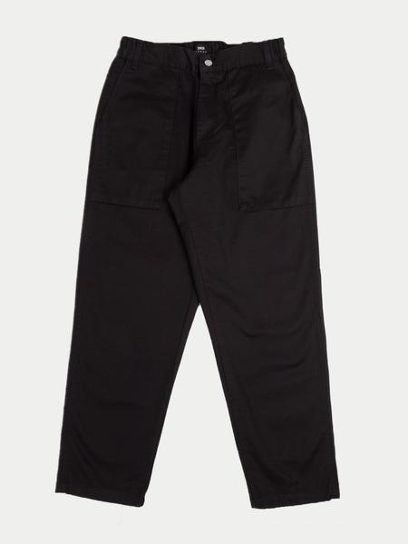 Edwin Labour Pants Black
