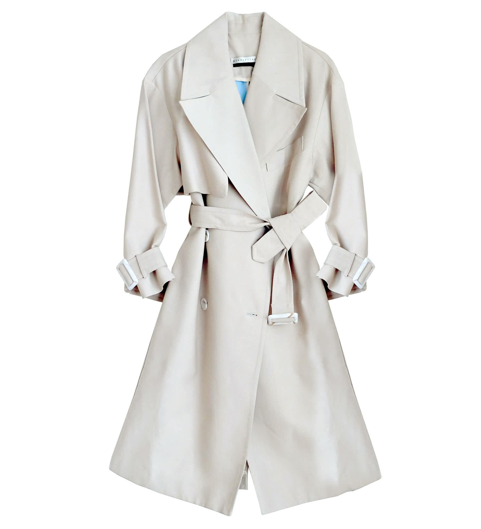 Wonderound Spring Trench Coat