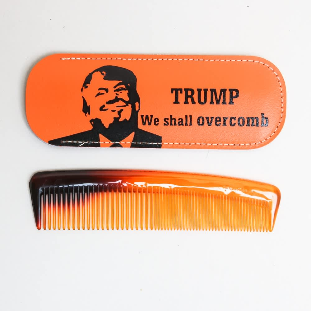 We Shall Overcomb Comb And Case