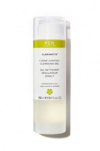 REN Mayblossom T Zone Control Cleansing Gel