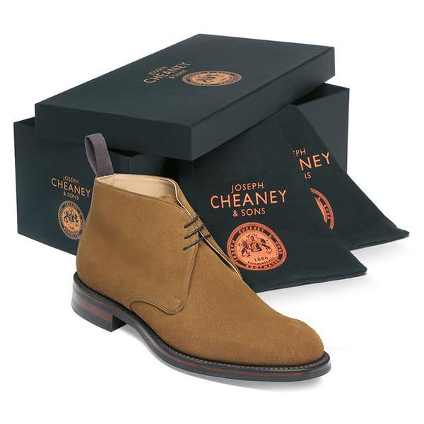 bfcc76faa754 Joseph Cheaney & Sons Maracca Jackie Iii R Suede Chukka Boot