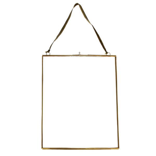 Berylune 25 X 20 Cm Hanging Brass Frames